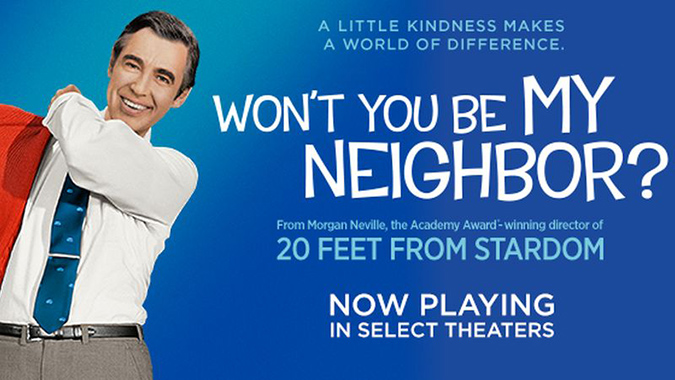 Won't You Be My Neighbor? Mr. Rogers movie