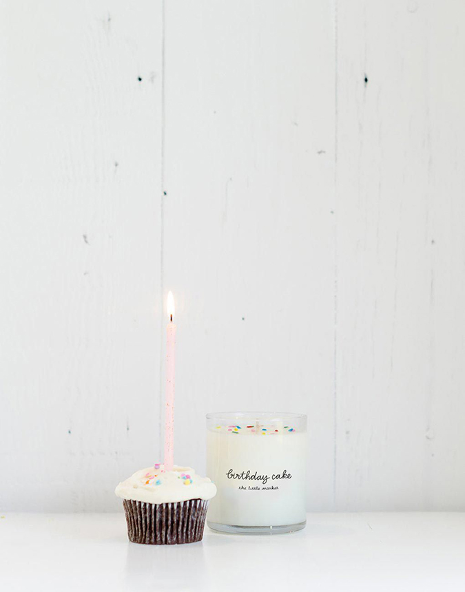 birthday cake candle from the little market