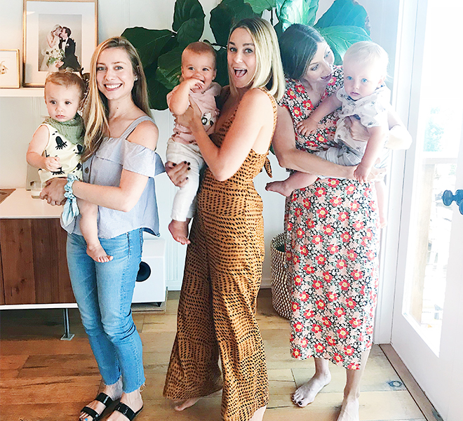 Ask Lauren: How Do You Make New Mom Friends?