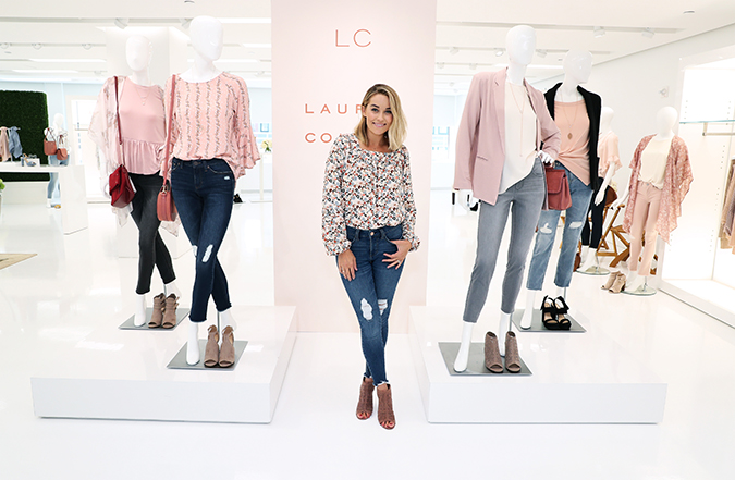 see what inspires Lauren Conrad for her fashion line via laurenconrad.com