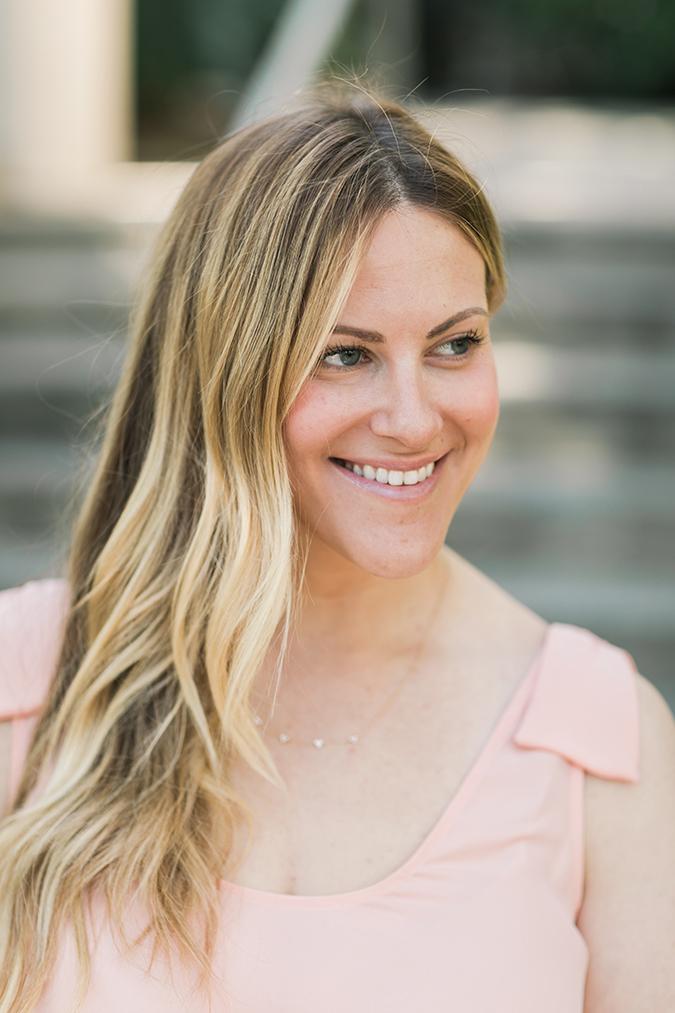 get to know Rachel Rosenbloom on Team LC | via LaurenConrad.com