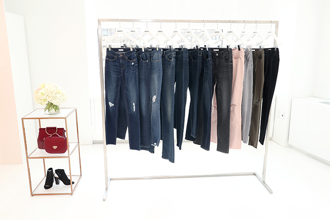 the best jeans for your body type via laurenconrad.com