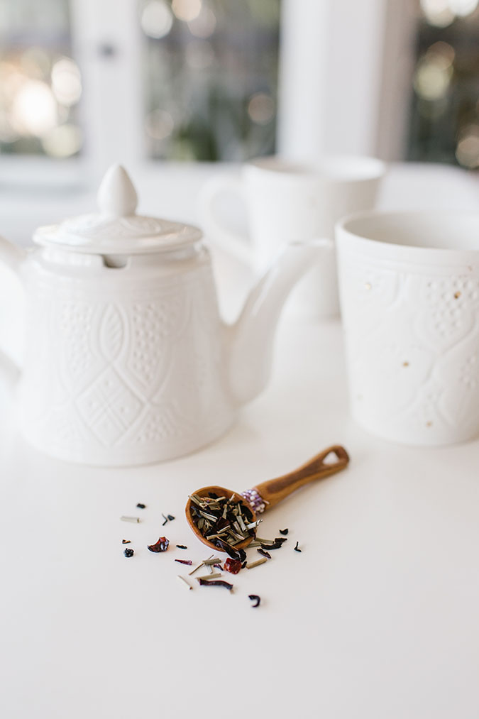 facts you never knew about drinking tea via laurenconrad.com