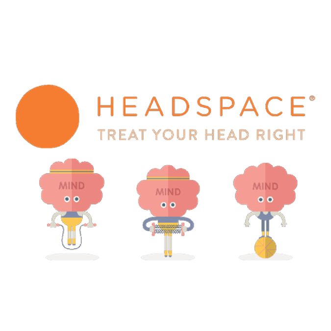 Headspace daily meditation app