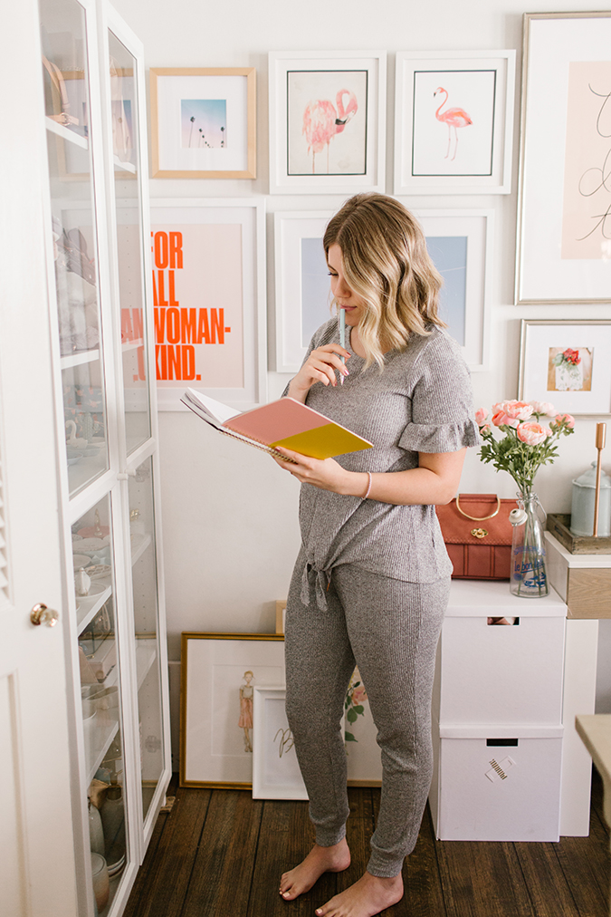 work from home wardrobe style guide via laurenconrad.com