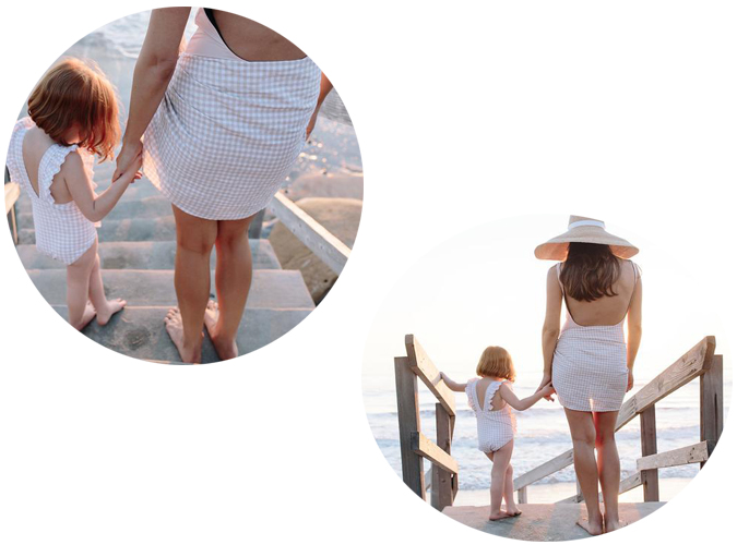 mommy and me fashion via laurenconrad.com