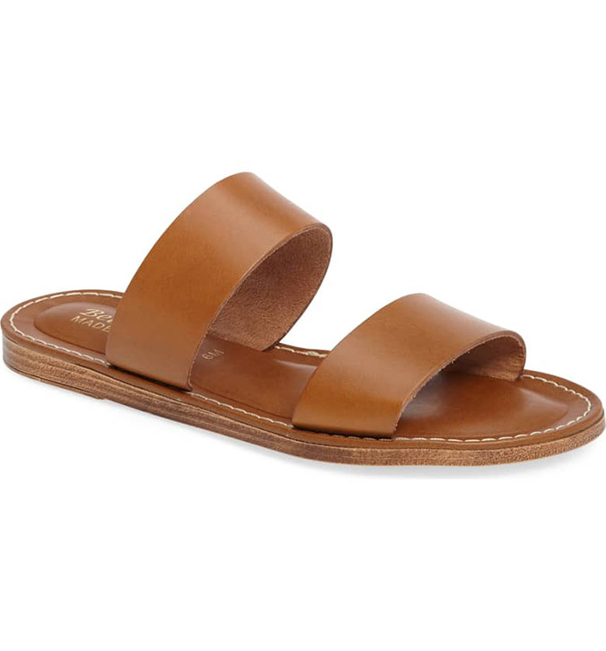 bella vita imo slide sandals