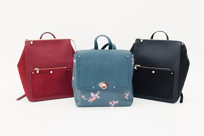 backpack handbags by LC Lauren Conrad