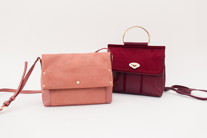 chic lady bags for fall by LC Lauren Conrad