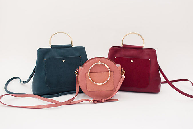 ring handbags for fall by LC Lauren Conrad