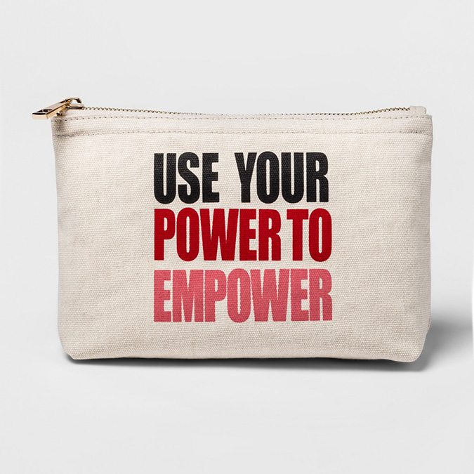 use your power to empower clutch