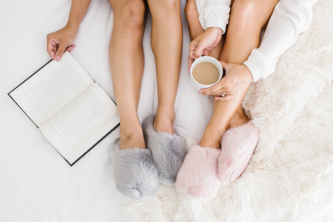 how to have the perfect fall evening in via laurenconrad.com