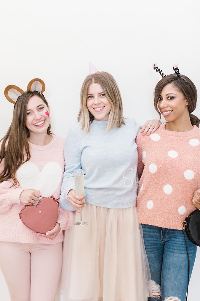 last minute halloween costumes via laurenconrad.com