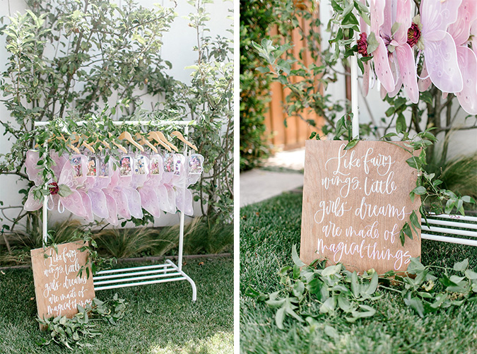 fairy garden party via black twin and deets and things