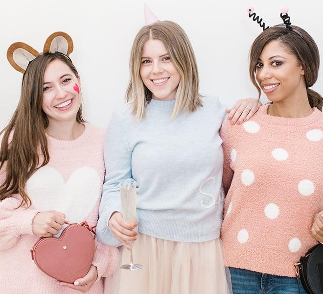 Hocus Pocus: Three Last-Minute Halloween Costumes Using My LC Lauren Conrad Sweaters