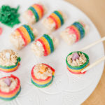 Edible Obsession: Halloween Candy Sushi