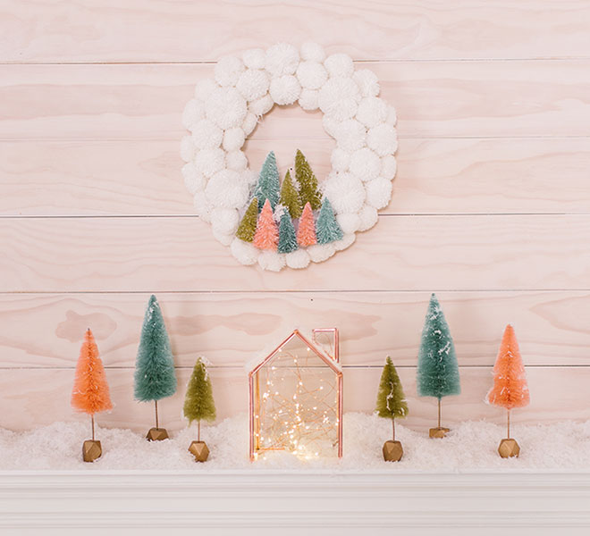 Deck the Halls: 3 Ways to Style Your Mantel