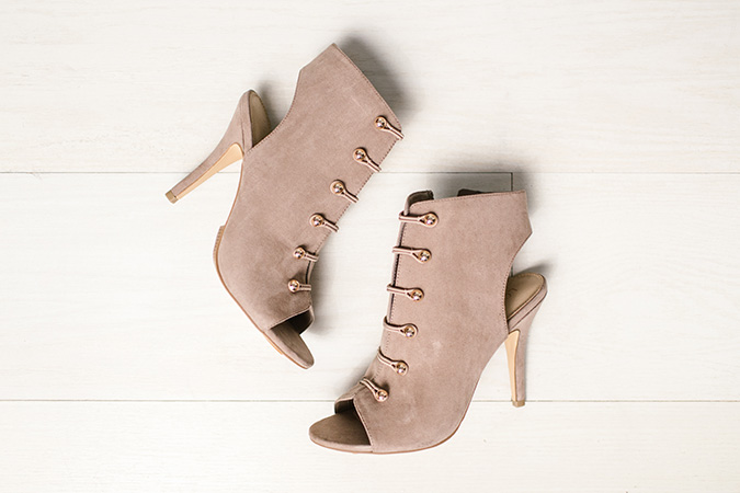 LC Lauren Conrad passion high heels