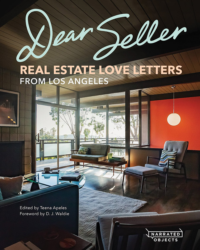 Dear Seller coffee table book