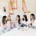 Party Planning: An NYE Champagne Pajama Party