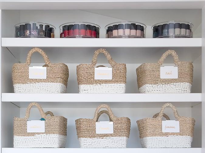 Lauren Conrad Closet Labels