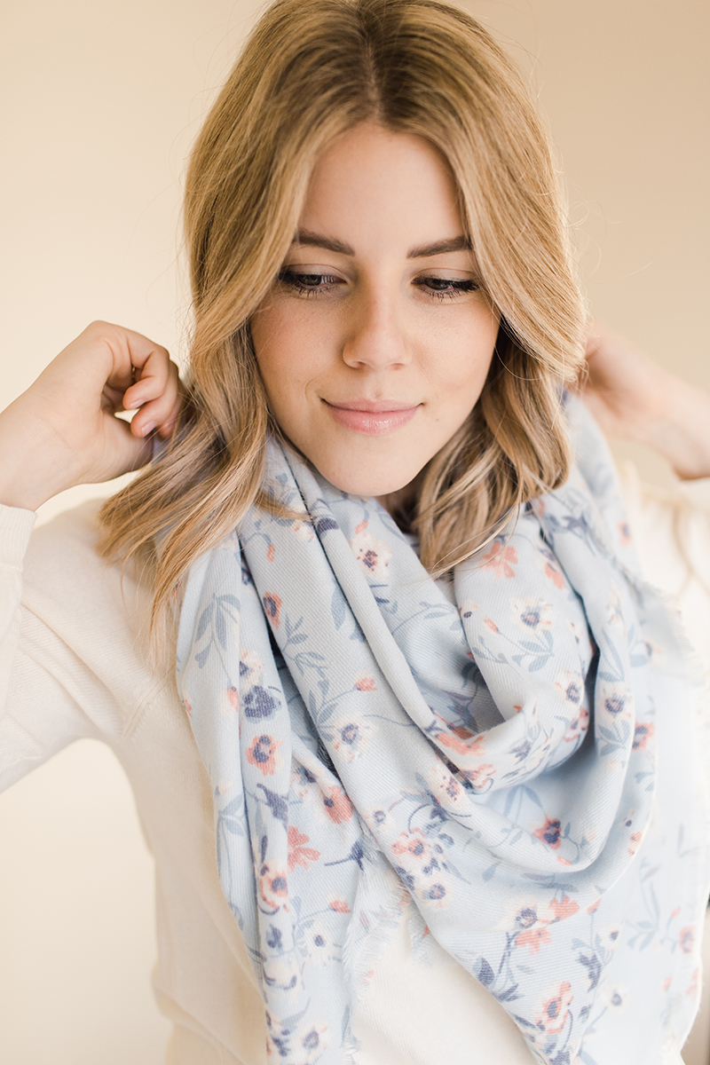 LC Lauren Conrad Soft Touch Scarves