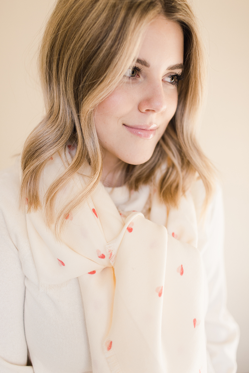 LC Lauren Conrad Soft Touch Scarves