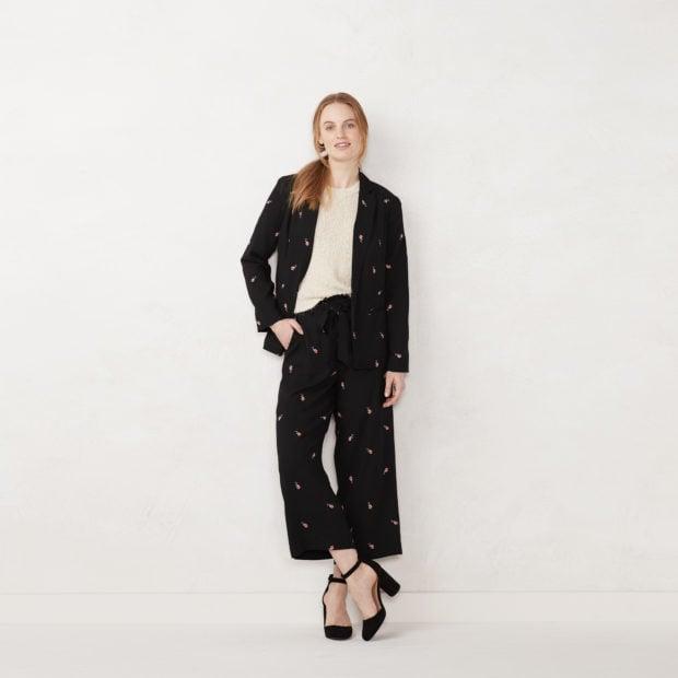 LC Lauren Conrad Power Suit