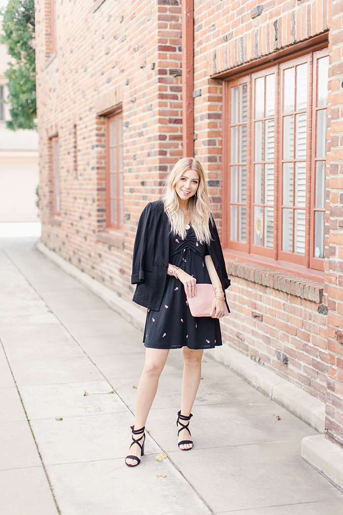 1 LC Lauren Conrad Dress, 3 Ways