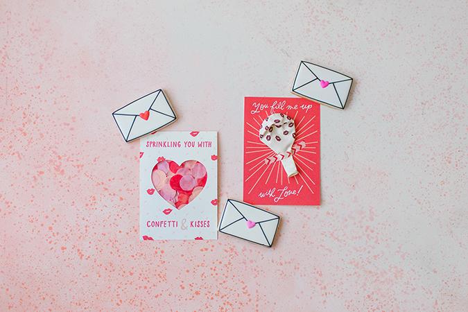 DIY free printable Valentines