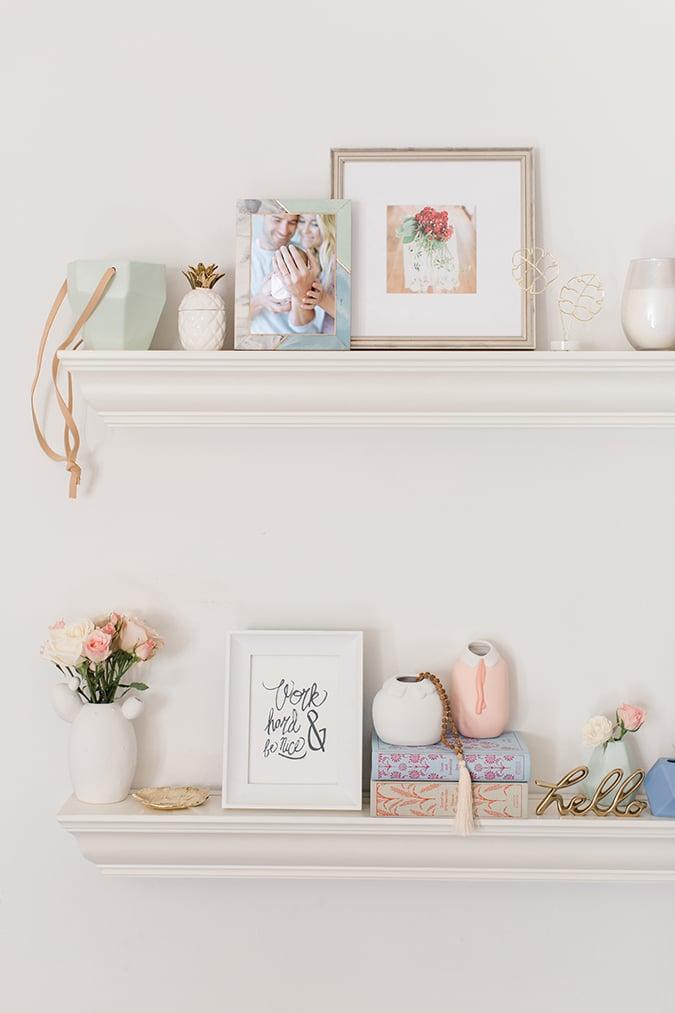 Shelf Styling