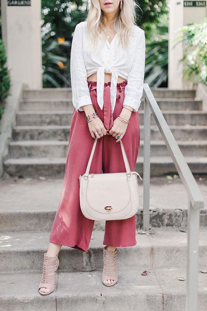 LC Lauren Conrad Trousers