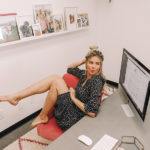 Office Space: A Tour of the New Barefoot Blonde Hair Offices