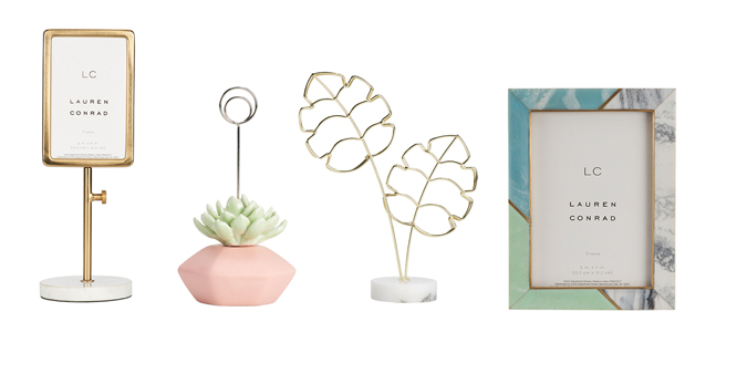 LC Lauren Conrad Home Decor