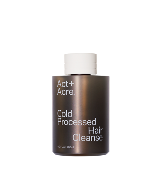 Act and Acre Hair Cleanse