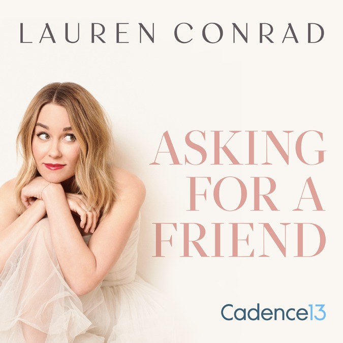 Image result for lauren conrad podcast