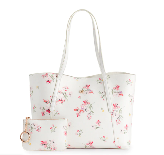 LC Lauren Conrad Bloom Print pattern