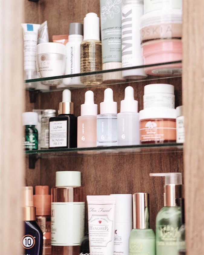 How to Marie Kondo Your Skincare Routine by Byrdie Beauty