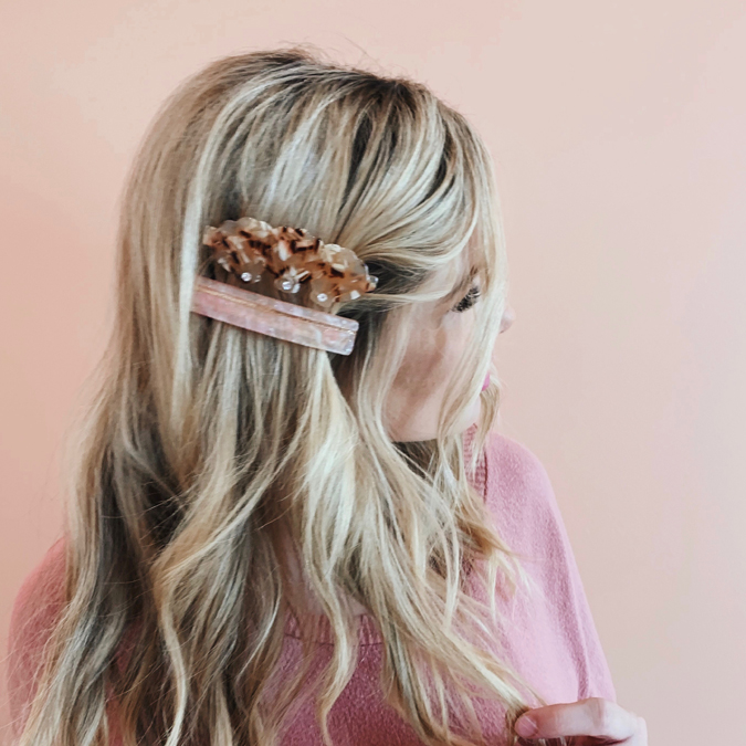 Hair How To Amber S Favorite Spring Styles For Every Length