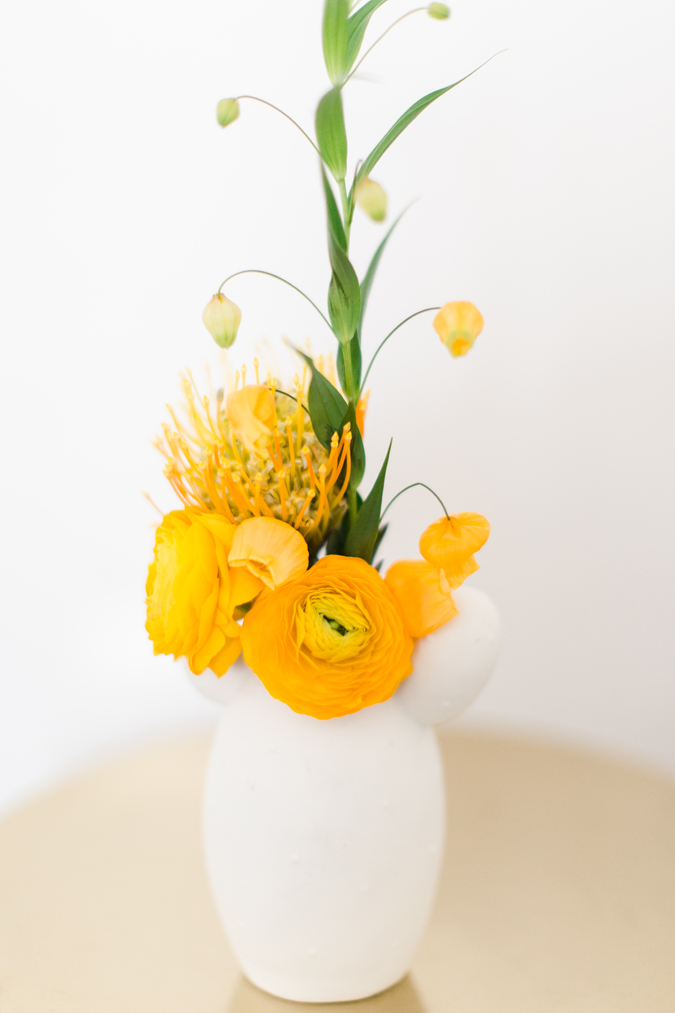 Spring Flower Arranging