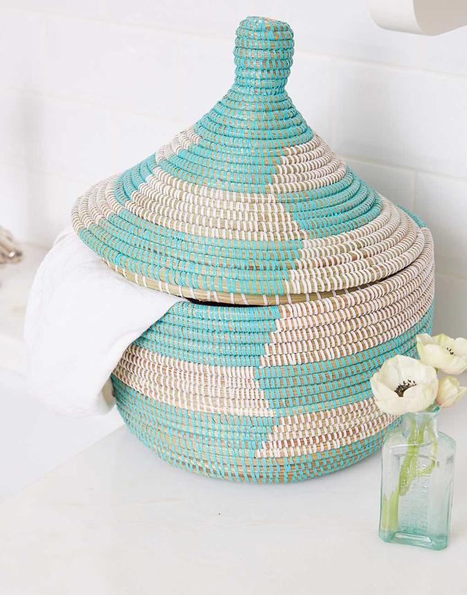 The Little Market Woven Basket