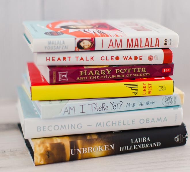 10 Books By Inspiring Women