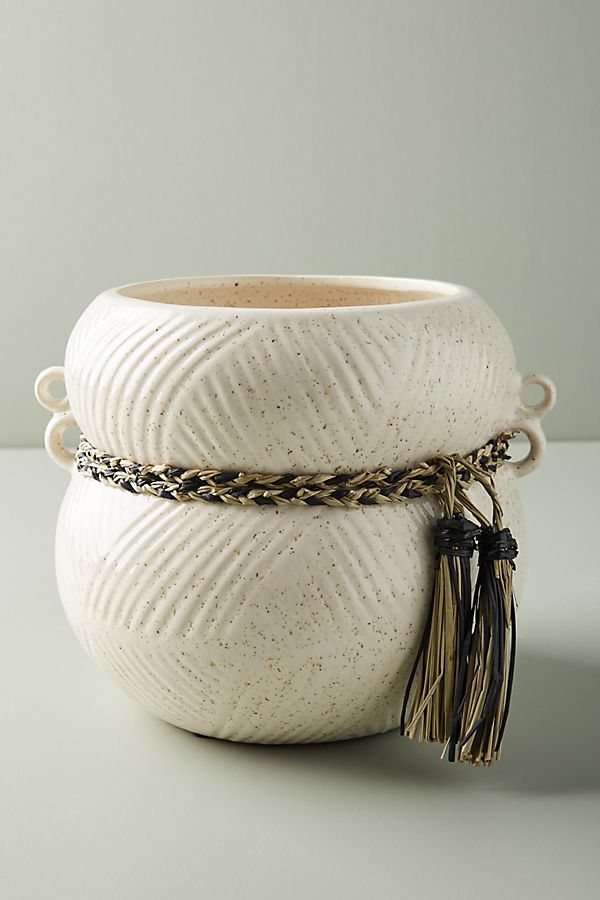 Anthropologie Pot