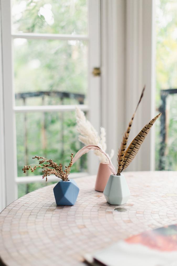 3 Ways to Style LC Lauren Conrad  Bud Vases
