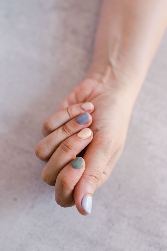 Lauren Conrad's Top Spring Nail Color Picks