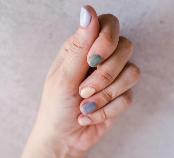 My Favorite Spring 2019 Nail Colors
