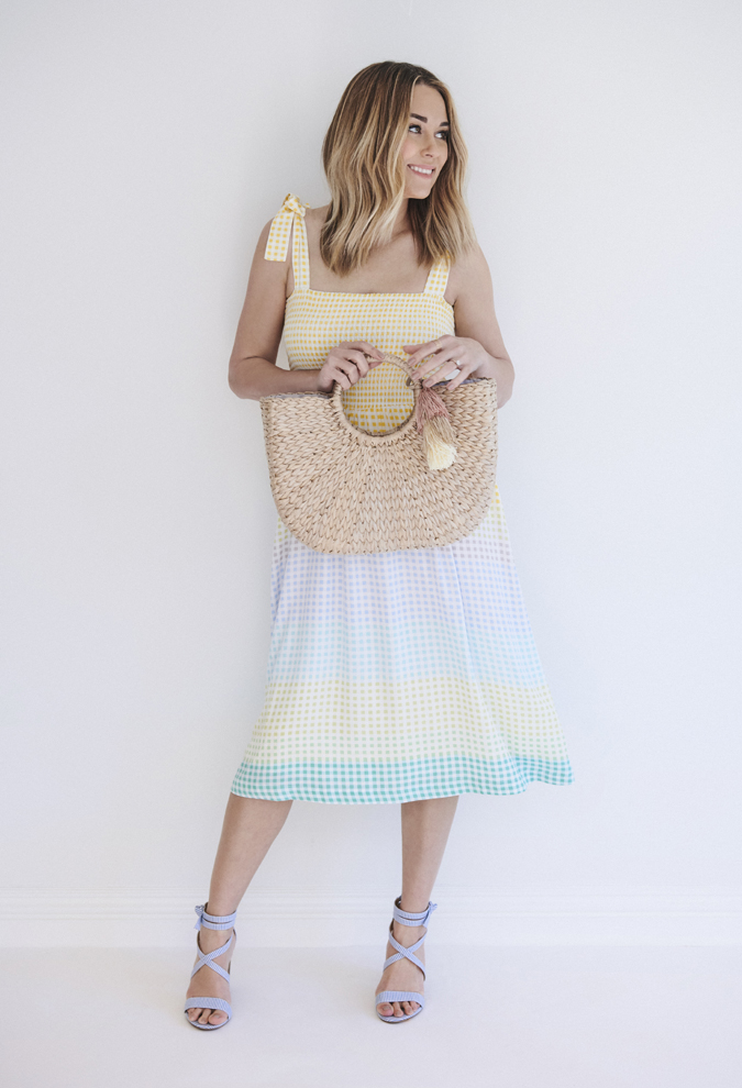 The Chicest Summer Trends According to LC Lauren Conrad Designer Conrad Courtney Kirwan