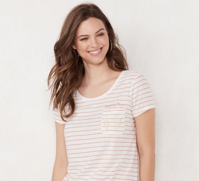 Late Summer Stripes Shopping List