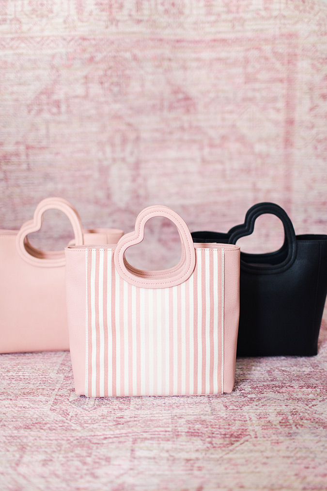 My Brand-New Handbag Collection