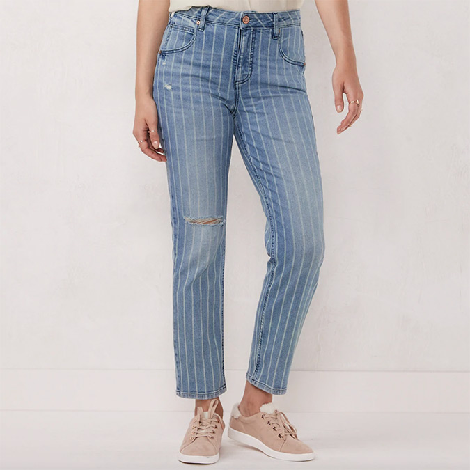 2020's Biggest Denim Trends to Try Right Now